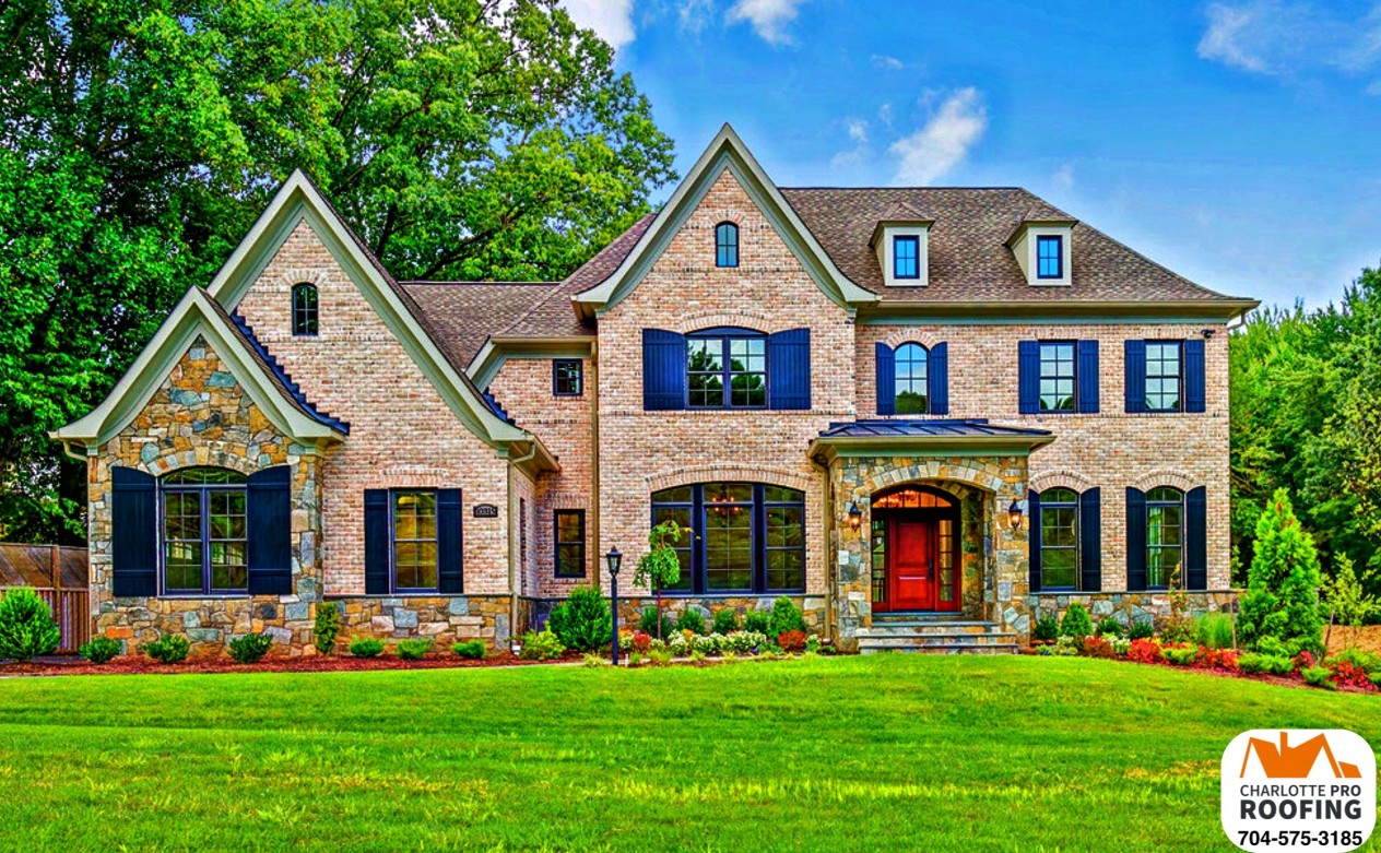 Quality-Roofers-In-Charlotte-NC offering roof replacement and roof repairs
